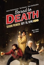 Bored to Death Sezon 2 (2010) afişi