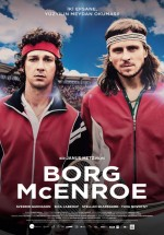 Borg / McEnroe (2017) afişi