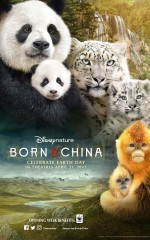 Born in China (2016) afişi