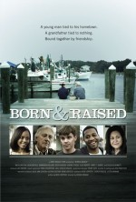 Born & Raised (2012) afişi
