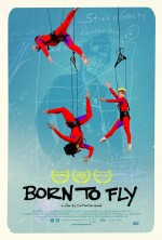 Born to Fly (2014) afişi