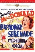 Broadway Serenade (1939) afişi