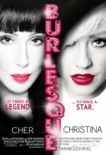 Burlesque (2010) afişi