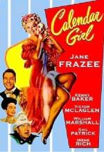 Calendar Girl (ııı) (1947) afişi