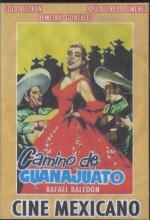 Camino De Guanajuato (1955) afişi