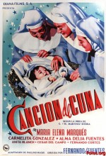 Canción De Cuna (1953) afişi