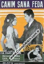 Canım Sana Feda (1965) afişi