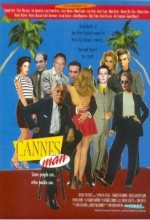 Cannes Man (1996) afişi