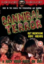 Cannibal Terror (1981) afişi