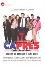 Capres (2009) afişi