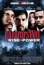 Carlito'nun Yolu: Gücün Yükselişi (2005) afişi