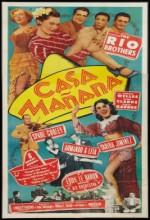 Casa Manana (1951) afişi