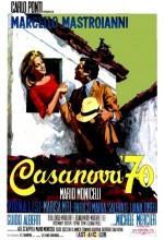 Casanova 70 (1965) afişi