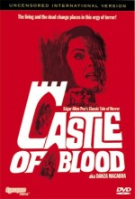 Castle Of Blood (1964) afişi