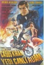 Casus Kıran: Yedi Canlı Adam (1970) afişi