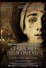Ce Que Mes Yeux Ont Vu (2007) afişi