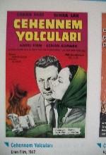 Cehennem Yolcuları (1962) afişi