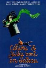 Celine Ve Julie'nin Sandal Sefası