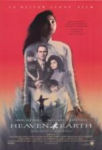 Cennet Ve Yeryüzü (1993) afişi