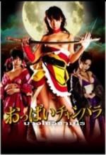 Chanbara Striptease (2010) afişi