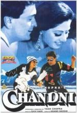 Chandni (1989) afişi