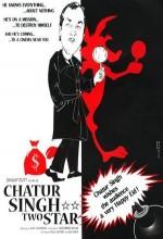 Chatur Singh Two Star (2009) afişi