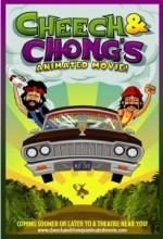 Cheech & Chong's Animated Movie (2012) afişi