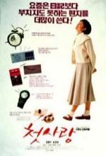 Cheot Sarang (1993) afişi