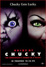 Chucky'nin Gelini (1998) afişi
