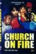 Church On Fire (2008) afişi