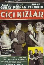 Cici Kızlar (1965) afişi