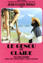 Claire'nin Dizi (1970) afişi