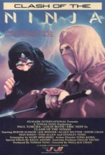 Clash Of The Ninjas (1986) afişi