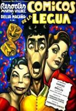 Cómicos De La Legua (1957) afişi