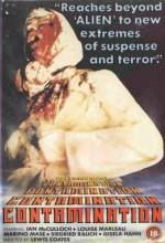 Contamination (1980) afişi