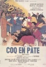 Coq En Pâte (1951) afişi