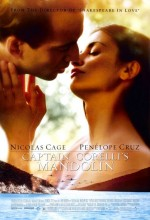 Corelli'nin Mandolini (2001) afişi