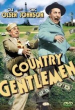 Country Gentlemen (1936) afişi