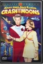 Crash Of The Moons (1954) afişi