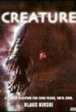 Creature (1985) afişi