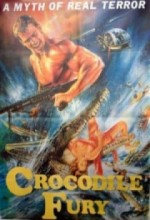 Crocodile Fury (1981) afişi