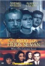 Cuando Los Hijos Se Van(ı) (1969) afişi