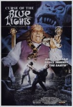 Curse Of The Blue Lights (1988) afişi