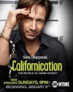 Californication Sezon 4 (2011) afişi