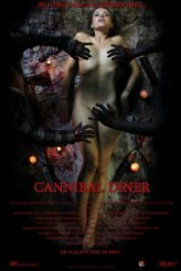 Cannibal Diner (2012) afişi