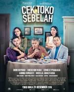 Cek Toko Sebelah (2016) afişi