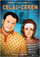 Celal ile Ceren (2013) afişi