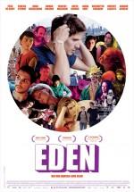 Eden (2014) afişi