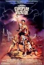 Çılgın Tatil (1985) afişi
