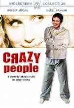 Çılgın insanlar (1990) afişi